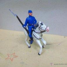 Figuras de Goma y PVC: FIGURA FEDERADO DE JECSAN - NORDISTA YANQUI JECSAN - FEDERAL JECSAN. Lote 48986299