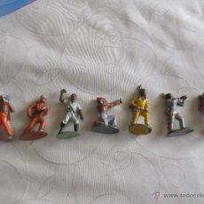 Figuras de Goma y PVC: M69 LOTE DE SIETE FIGURAS STARLUX PROMOCIONALES PREMIUM. Lote 48989496