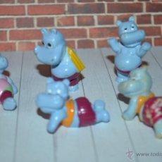 Figuras Kinder: FIGURAS KINDER FERRERO AÑOS 90. Lote 49015799