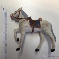 Figuras de Goma y PVC: CABALLO DE DESFILE. Lote 49017079