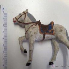 Figuras de Goma y PVC: CABALLO DE DESFILE. Lote 49017088