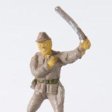 Figuras de Goma y PVC: FIGURA SOLDADO DE GOMA JECSAN. Lote 49027591