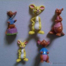Figuras de Goma y PVC: LOTE FIGURAS FIGURITAS PLASTICO DISNEY WINNIE THE POOH ** OFERTA **. Lote 49172515