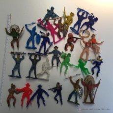 Figuras de Goma y PVC: LOTE FIGURAS OESTE COMANSI. Lote 49311550