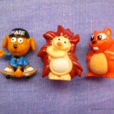Figuras Kinder: FIGURAS KINDER (LOTE DE 3 FIGURAS). Lote 49355130