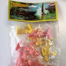 Figuras de Goma y PVC: BLISTER COMANSI THUNDERBIRDS GUARDIANES DEL ESPACIO. Lote 49451152