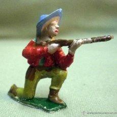 Figurines en Caoutchouc et PVC: FIGURA DE GOMA, FABRICADO POR CAPELL, VAQUERO, 1950S. Lote 49486746