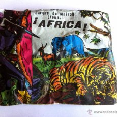 Figuras de Goma y PVC: SOBRE MONTAPLEX Nº 1041 PARQUE DE NAIROBI AFRICA - SOBRE CERRADO. Lote 132820713