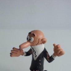 Figuras de Goma y PVC: FIGURA EN GOMA DE MORTADELO/BRUGUERA.. Lote 49616198