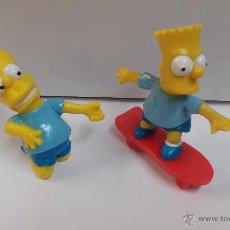 Figuras de Goma y PVC: FIGURAS PVC SIMPSON - BART SIMPSON . Lote 49660296