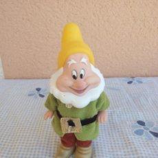 Figuras de Goma y PVC: ENANO DE BLANCA NIEVES DISNEY SIMBA. ARTICULADO. Lote 49702695