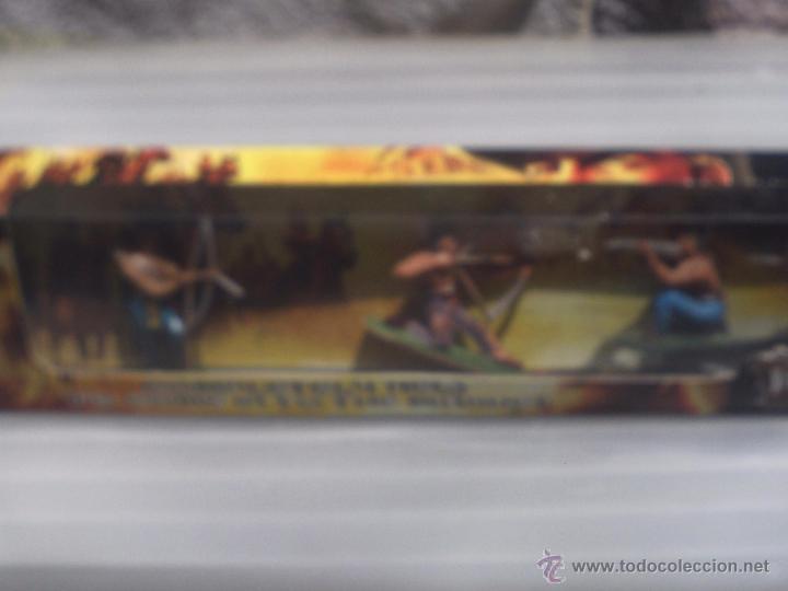 INDIOS DE JECSAN EN CAJA (Juguetes - Figuras de Goma y Pvc - Jecsan)
