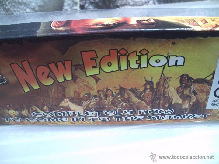 Figuras de Goma y PVC: indios de jecsan en caja - Foto 4 - 49850242