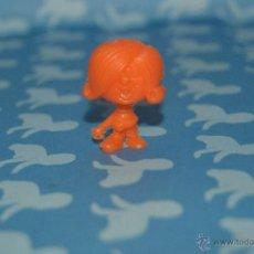 Figuras de Goma y PVC: MUÑECO FIGURA DUNKIN CABEZUDOS CABEZONES. Lote 49899813