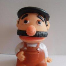 Figuras de Goma y PVC: MUÑECO DE GOMA MACARIO JOSE LUIS MORENO. Lote 150337260