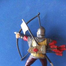 Figuras de Goma y PVC: SOLDADO MEDIEVAL PAPO AÑO 2005 DESCATALOGADO. Lote 50100923