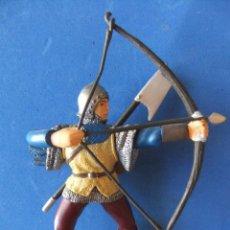 Figuras de Goma y PVC: SOLDADO MEDIEVAL PAPO AÑO 2005 DESCATALOGADO. Lote 50101037