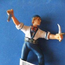 Figuras de Goma y PVC: MARINO INGLES PAPO AÑO 2006 DESCATALOGADO. Lote 50101406