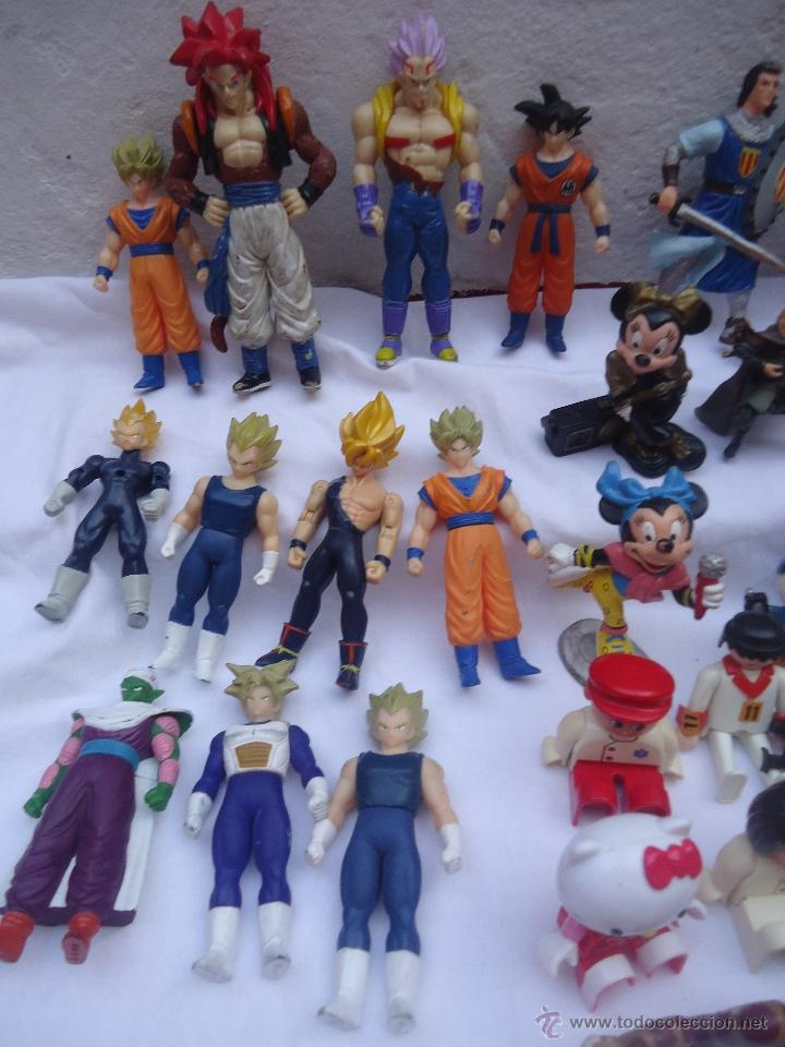 Lote Vendido Hasb Son Venta Y Marvel Goma Pvc En Figuras De Goku R3j4LqA5