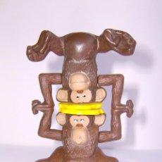 Figuras de Goma y PVC: MONOS MADAGASCAR 2 MCDONALDS 2008. Lote 50292402