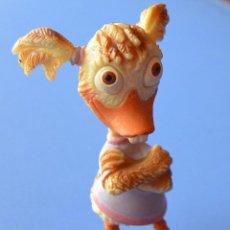 Figuras de Goma y PVC: FIGURA DISNEY - - PATO - GANSO - ABBY MALLARD DE CHICKEN LITTLE - BULLYLAND . PINTADA A MANO. Lote 50294763