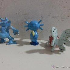 Figuras de Goma y PVC: TOMY POKEMON FIGURAS DE PVC. Lote 144822985