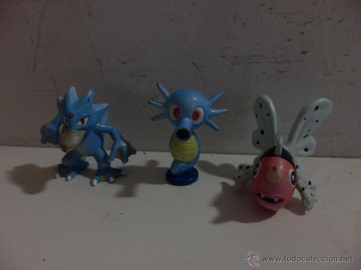 Figuras de Goma y PVC: tomy pokemon figuras de pvc - Foto 3 - 144822985