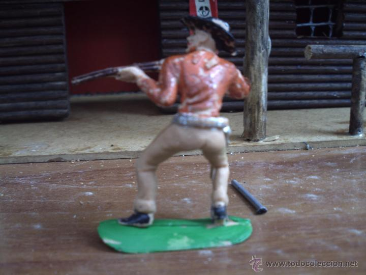 Figuras de Goma y PVC: vaquero de jecsan - Foto 2 - 50442208