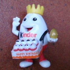 Figuras Kinder: FIGURA HUEVOS KINDER SORPRESA 40 ANIVERSARIO FF268. Lote 50492069