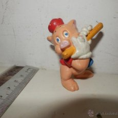 Figuras de Goma y PVC: FIGURA BULLYLAND AÑOS 80 LOS TRES CERDITOS. Lote 50495774