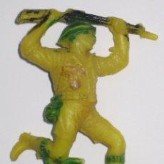 Figuras de Goma y PVC: SOLDADO BRITÁNICO INGLÉS SEGUNDA GUERRA MUNDIAL. Lote 50627829