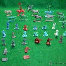 Figuras de Goma y PVC: LOTE FIGURAS MONTAPLEX. Lote 50716361
