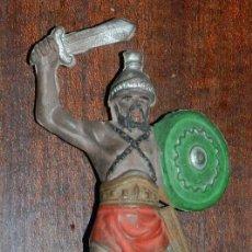 Figuras de Goma y PVC: ANTIGUA FIGURA DE GLADIADOR DE REAMSA, TAL COMO SE VE EN LAS FOTOS.. Lote 50741552