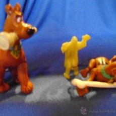 Figuras de Goma y PVC: JUGUETES PROMOCIONALES DE BURGER KING. Lote 50766899