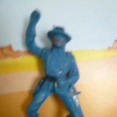 Figuras de Goma y PVC: FIGURA OFICIAL JINETE DE LA UNION 60MM. Lote 50810532