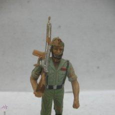 Figuras de Goma y PVC: SOLDADO DE PLÁSTICO ESPAÑOL REGIONAL. Lote 50815613
