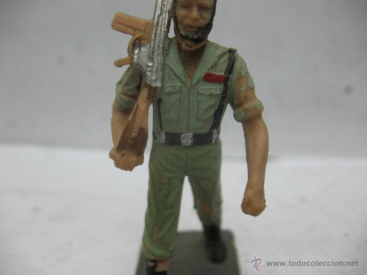 Figuras de Goma y PVC: Soldado de plástico español regional - Foto 3 - 50815613