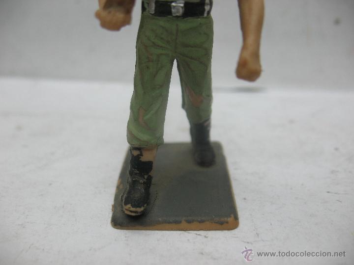 Figuras de Goma y PVC: Soldado de plástico español regional - Foto 4 - 50815613