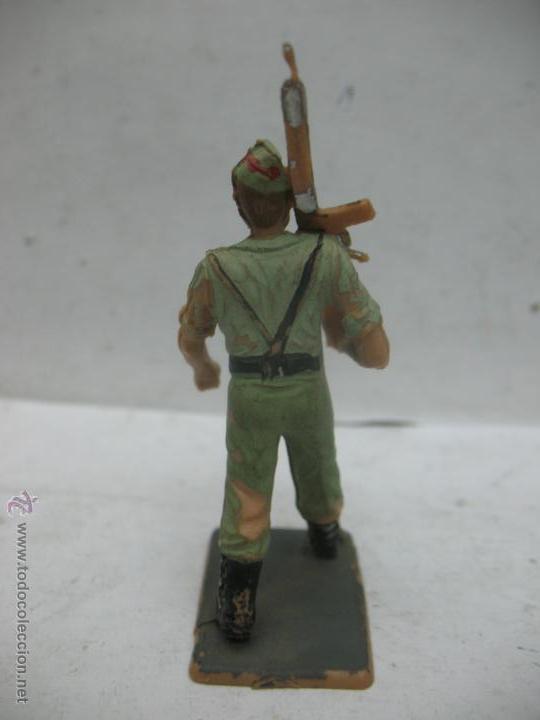 Figuras de Goma y PVC: Soldado de plástico español regional - Foto 5 - 50815613