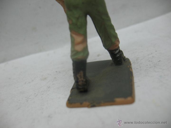 Figuras de Goma y PVC: Soldado de plástico español regional - Foto 6 - 50815613