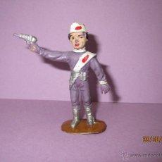 Figuras de Goma y PVC: ANTIGUA FIGURA DE COMANSI ,SERIE TV. THUNDERBIRDS GUARDIANES DEL ESPACIO - AÑO 1960S.. Lote 50853273