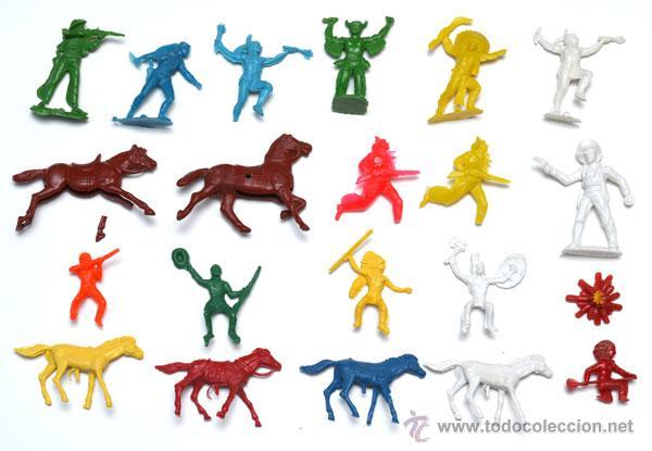 LOTE DE DESGUACE DE KIOSKO, REAMSA, PECH, JECSAN, ETC. ALGUNAS EN MAL ESTADO, VER FOTOS. (Juguetes - Figuras de Goma y Pvc - Reamsa y Gomarsa)