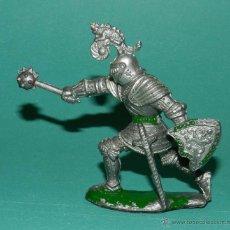 Figuras de Goma y PVC: LAFREDO, CABALLERO MEDIEVAL, GRANDE DE PLASTICO, MIDE 8,5 CMS. DE ALTURA. Lote 50922111