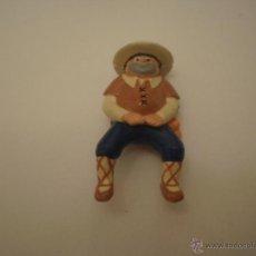 Figurines en Caoutchouc et PVC: COMICS SPAIN SANCHO PANZA PERSONAJE DE DON QUIJOTE AÑOS 80 PVC ENRLAG. Lote 136491846