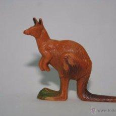 Figuras de Goma y PVC: CANGURO MARCA CLAIRET - ANIMALES. Lote 50997892
