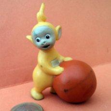 Figuras de Goma y PVC: FIGURA EN GOMA - TELETUBBIES TELETUBBIE - BULLYLAND 1996. Lote 50998468