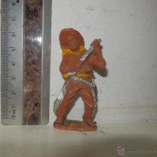 Figuras de Goma y PVC: VAQUERO LAFREDO. Lote 51023879