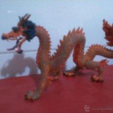 Figuras de Goma y PVC: FIGURA PVC DRAGON CHINO PLASTOY. Lote 51072991