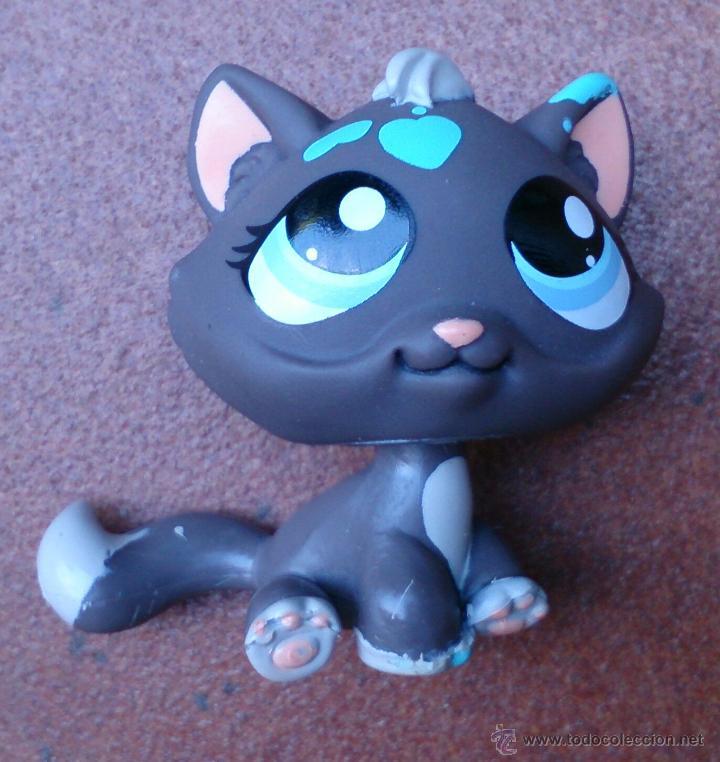 Figura Lps Hasbro Gato Cat 815 Kaufen Andere Figuren Aus Gummi Und