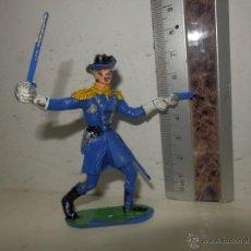 Figuras de Goma y PVC: CONFEDERADO COMANSI OESTE OFICIAL. Lote 51133408